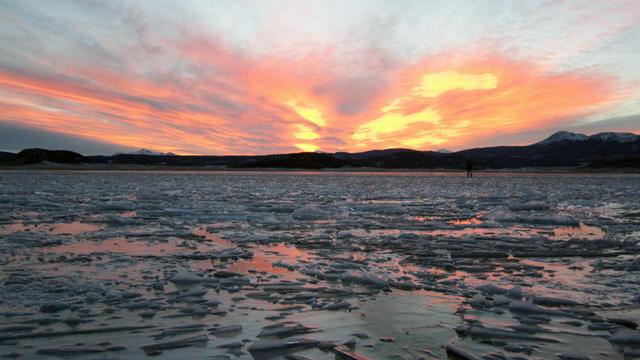Colorado ice fishing reports lake reservoir ice for Tarryall reservoir fishing report