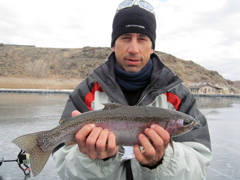Blue Mesa Rainbow Trout!
