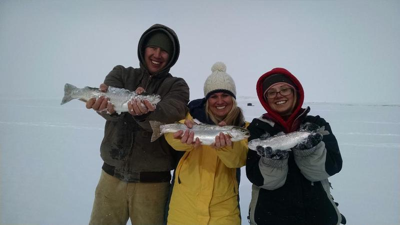 2015 colorado ice fishing report