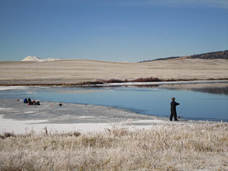 Colorado Ice Fishing Safety