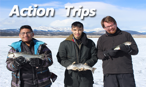 Check out our Action Trip Package!