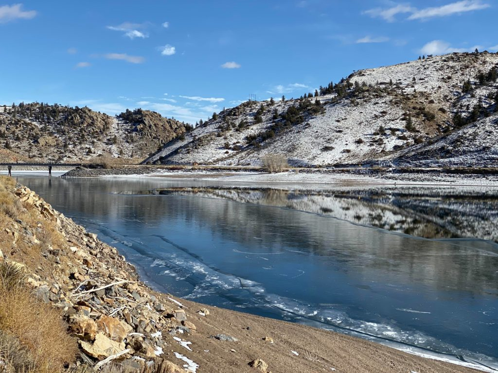 2019 Blue Mesa ice update